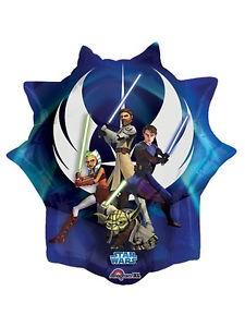 Star Wars Clone Folienballon