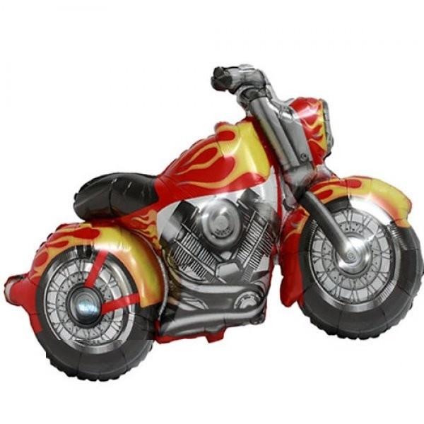 Harley Davidson Motorrad Folienballon - 114cm