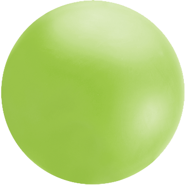 "Cloudbuster Hellgrün (Kiwi Lime) 168cm 66"" Qualatex Riesenluftballon"