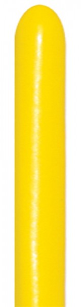Sempertex Yellow 020 360S Modellierballons