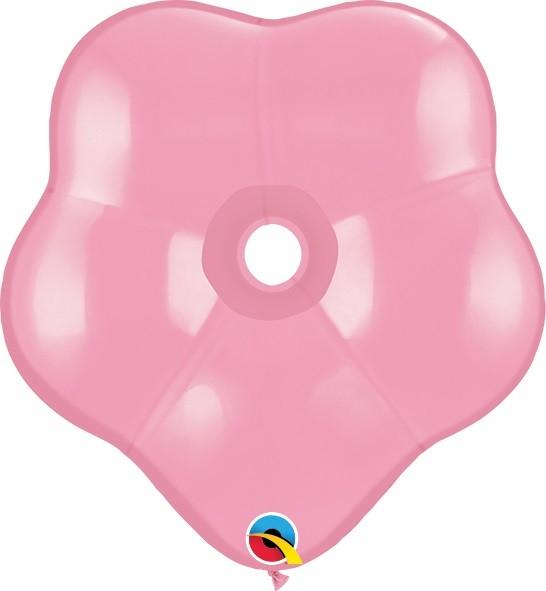 GEO Blossom Luftballons Standard Pink (Altrosa) - 15cm