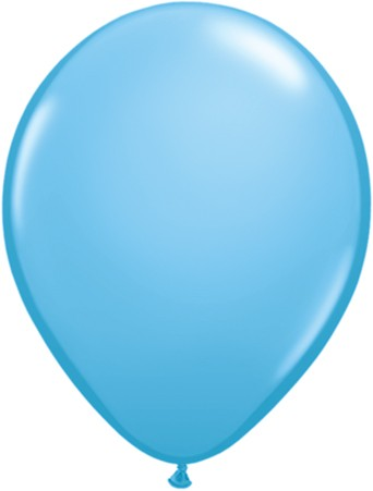 "Qualatex Standard Pale Blue 12,5cm 5"" Luftballon"