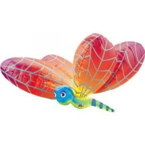 Riesenlibelle Folienballon - 101cm