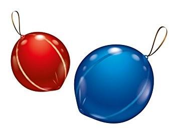 Punch Ballons gemischt 2 St. 46cm