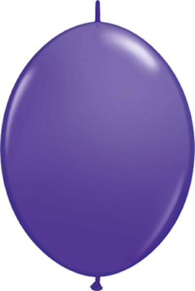 "QuickLink Pearl Quartz Purple (Lila) 30cm 12"" Latex Luftballons Qualatex"