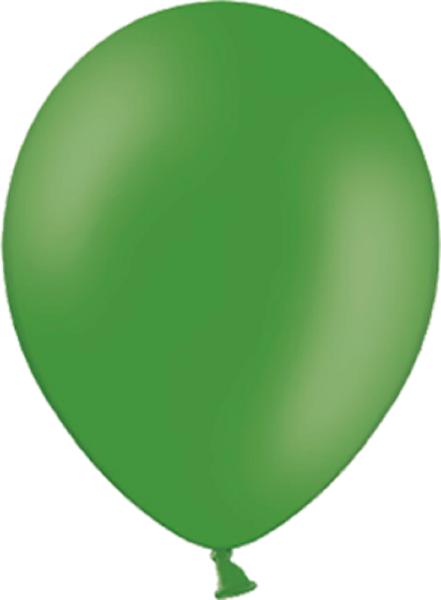 "Belbal 011 Pastel Leaf Green Grün 12,5cm 5"" Latex Luftballons"