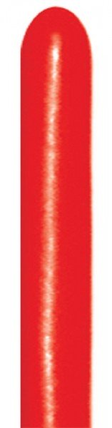 Sempertex 015 Fashion Red 360S Modellierballons Rot