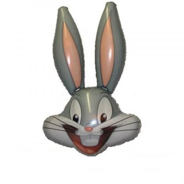 Mini Folienballon Bugs Bunny - 35cm