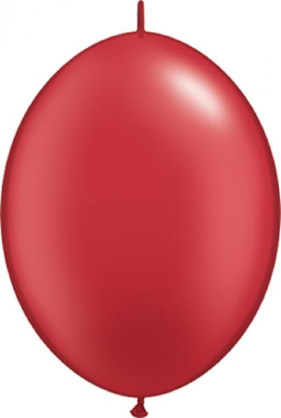 QuickLink Ballon Pearl Ruby Red - 30cm