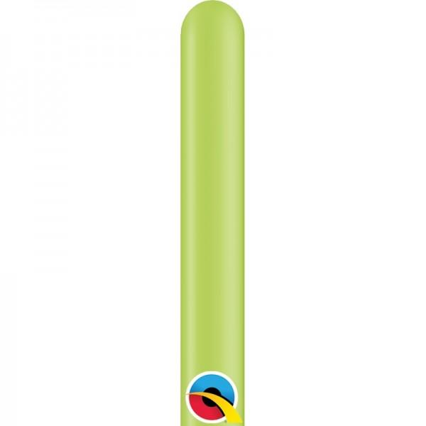 Qualatex 160Q Fashion Lime Green (Grün) Modellierballons