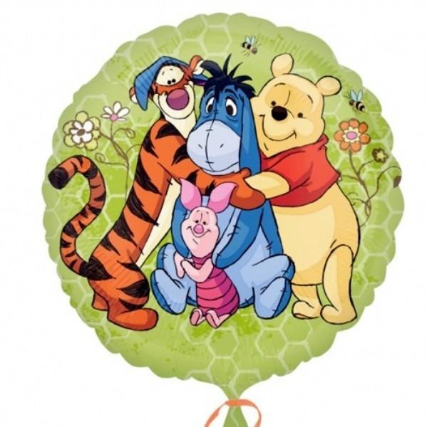Winnie Pooh & Friends Folienballon
