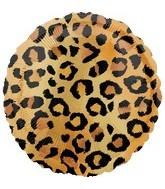Gepard Druck Folienballon - 45cm