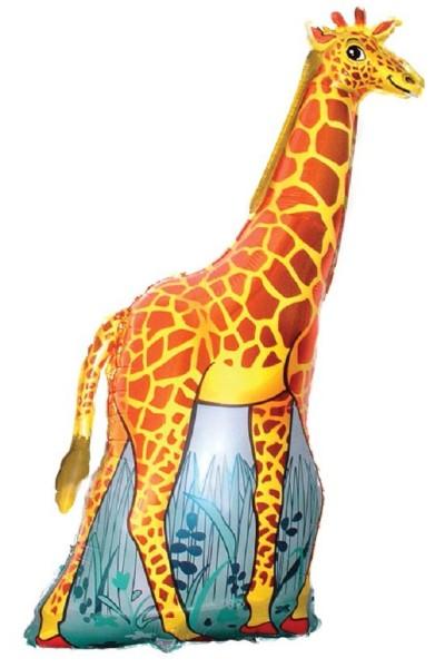 Giraffe Folienballon - 64cm x 120cm