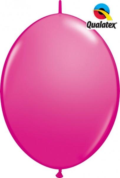 "Qualatex QuickLink Wild Berry 30cm 12"" Ballons"
