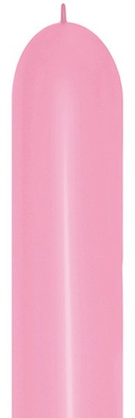 Link o Loon 660 Bubblegum Pink 009 Latex Luftballons Sempertex