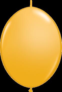 QuickLink Luftballons Goldenrod - 15cm