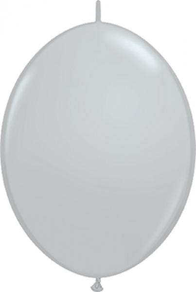QuickLink Ballon Fashion Grey - 30cm