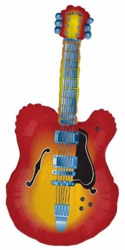 Akustik Gitarre Folienballon - 109cm