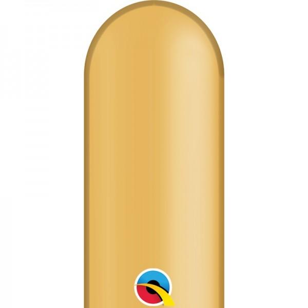Qualatex 350Q Gold Modellierballons