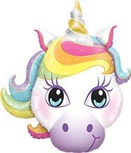 Folienballon Magical Unicorn - 97 cm