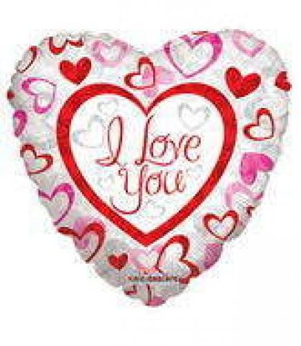 I love you Herz - 45cm