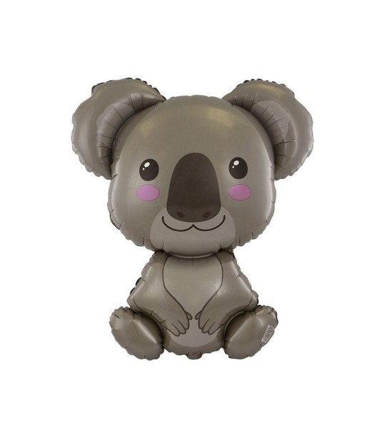 Koala Folienballon - 70cm x 65cm