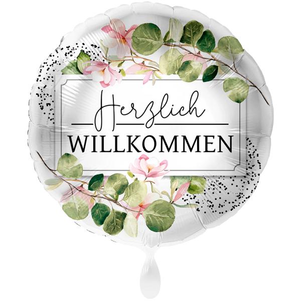 Herzlich Willkommen Greenery - 71 cm 28''