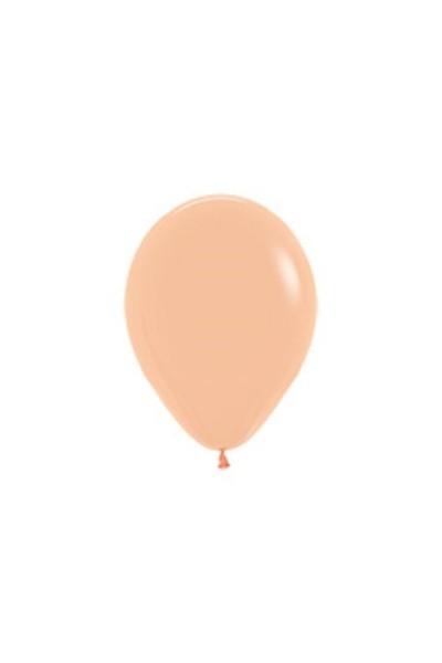 """Sempertex 060 Peach Blush 12,5cm 5"""" Latex Luftballons"""