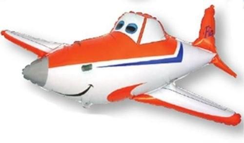 Disney Dusty Flugzeug Folienballon - 53cm