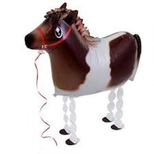Pony Airwalker Ballon - 63cm