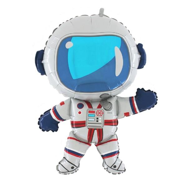 """Astronaut Folienballon - 91cm 36"""""""