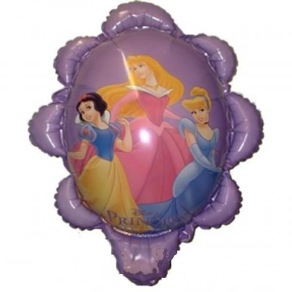 Disney Prinzessin Spiegel Folienballon - 79cm