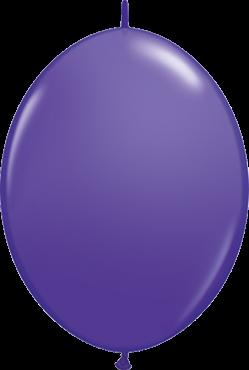 QuickLink Luftballons Purple Violet - 15cm