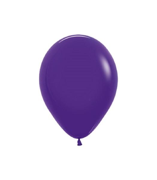 "Sempertex 051 Fashion Violet (Lila) 30cm 12"" Latex Luftballons"