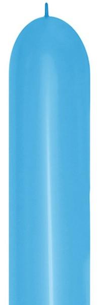 Link o Loon 660 Blue 040 Latex Luftballon Sempertex