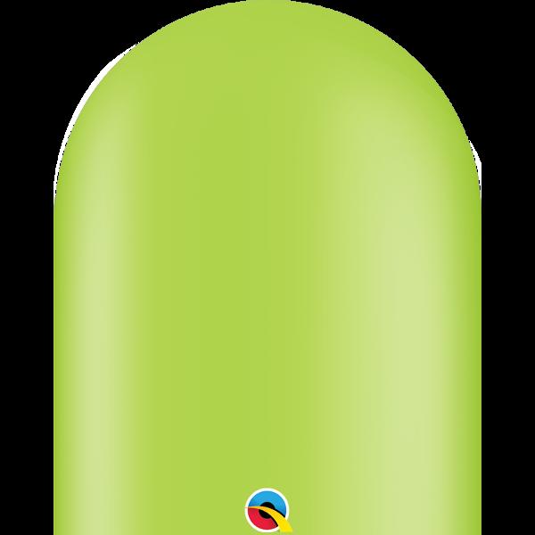 Qualatex 646Q Fashion Lime Green (Grün) Modellierballons
