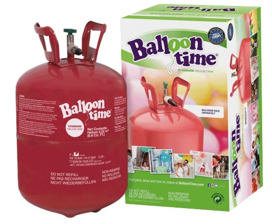 Balloon Time XL - Ballongas / Helium Tank