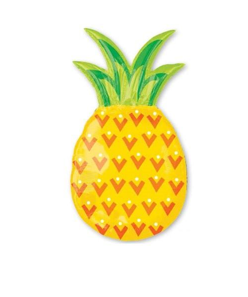 Ananas Folienballon