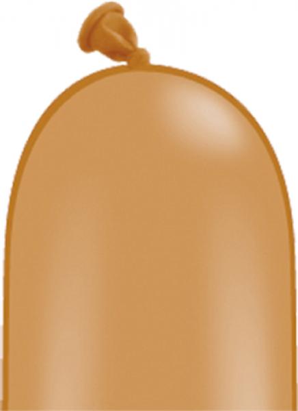 Qualatex 646Q Mocha Brown Modellierballons