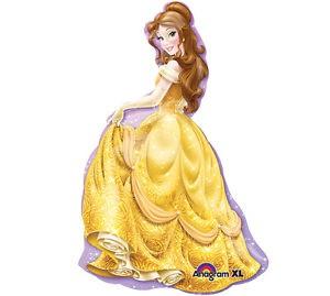 Prinzessin Belle Folienballon - 99cm