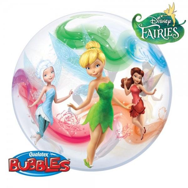 Qualatex Luftballons Bubbles Feen - Fairies