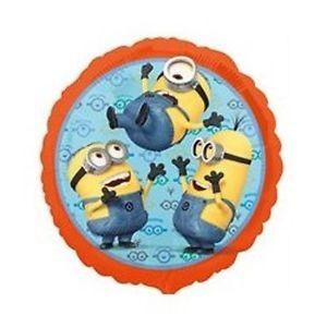 Minion Party Bob, Kevin, Stuart Folienballon