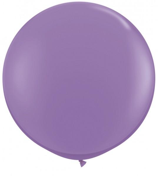 "Riesenluftballon Fashion Spring Lilac (lila) 90cm 36"""