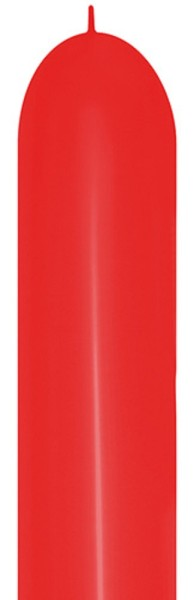 Link o Loon 660 Red 015 Latex Luftballon Sempertex