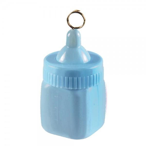 Baby Fläschchen Blau Luftballon Gewicht