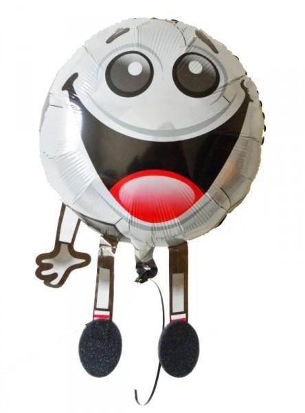 Fussballfigur Folienballon - 45cm
