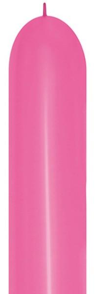 Link o Loon 660 Fashion Fuchsia 012 Latex Luftballons Sempertex