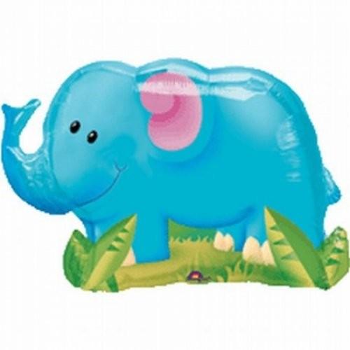 Elefant Folienballon - 76cm